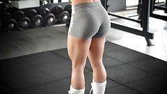 My god!!! fitness hot ASS hot body