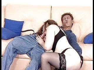 couple enjoy a sexy session