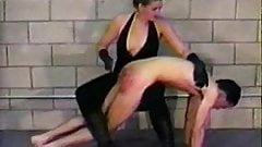My dominant, strong and cruel wife