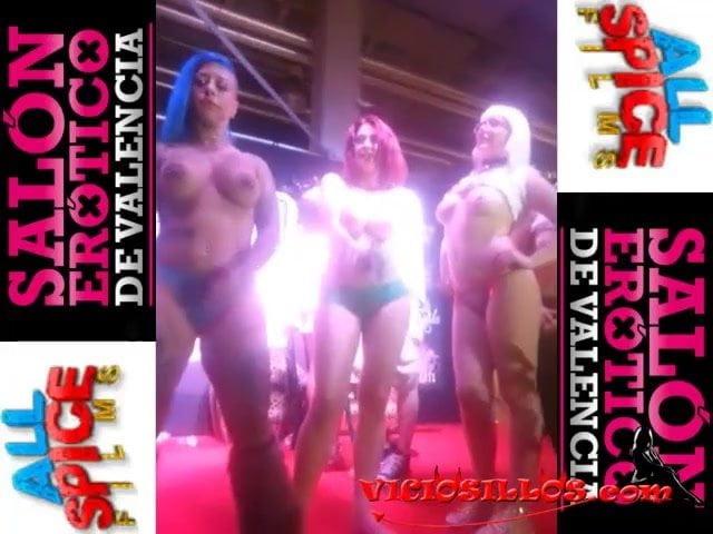 Zenda sexy gana concurso camisetas mojadas sev 2013 - 2 part 6