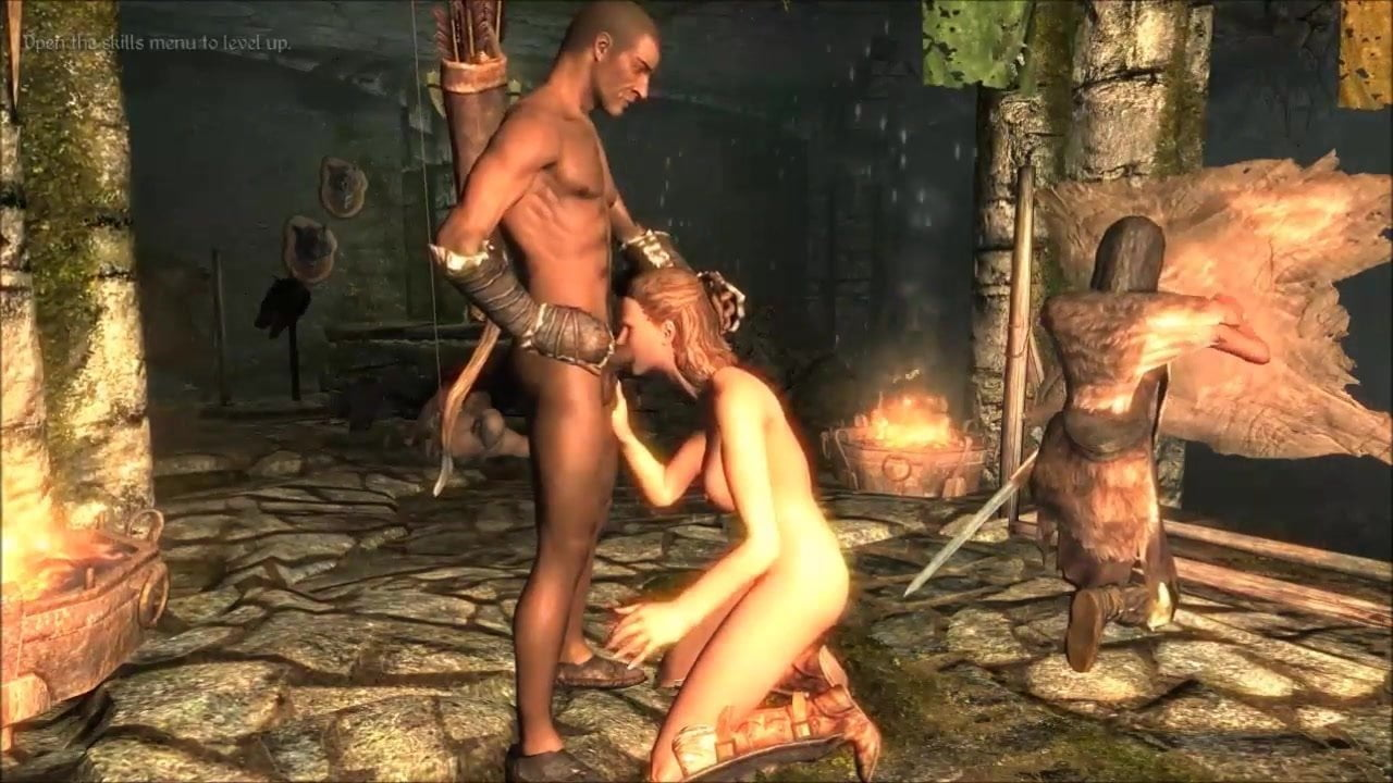 Perils of escaped skyrim slavegirl 09 - 4 5