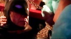 Male Milking Machine VS The Dark Knight