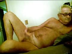 old man on cam