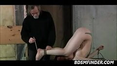 Bound Toyed Whipped And Clamped