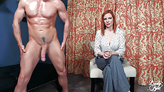 Lady Fyre -Therapy for Your Fantasies 'Make Me Bi' Femdom
