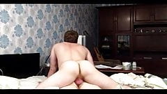 rus amateur anal