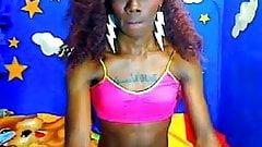 Big Dick Ebony Shemale Whore