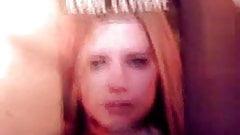 Avril Lavigne Cum Whore