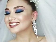Beautiful women cum face