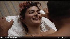 Audrey Tautou & Susan Sarandon nude and threesome sex scenes