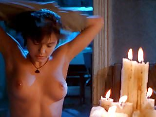 Angelina Jolie Nude Tits In 'Foxfire' on ScandalPlanetCom