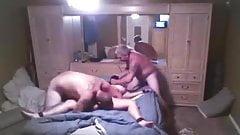 wife threesome bondage