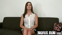 Mofos B Sides - Kylie Kane gets talked into fucking in a por