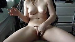 help me cum, babe   i know you want to feel how wet i get
