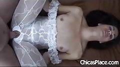 White Body Stocking