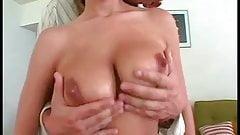 Sweet Hairy Pussy Big Swinging Tit Slut