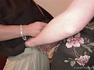New wife likes being fucked hard - She enjoys moaning while being fucked hard
