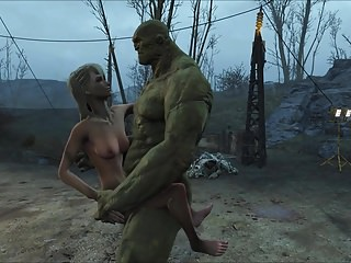 Fallout 4 Strong and Tori