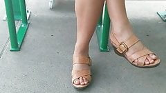 What sexy feet upskirt pics