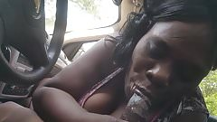 Street Ebony in Car