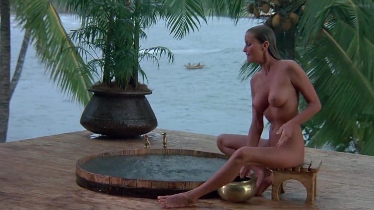 Bo derek s nude, lesbin sex in bathroom