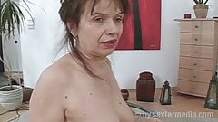 Oma Sex mit Emma