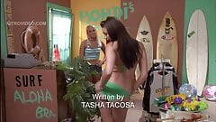 Tiffany Tyler and Vanessa Cage Gets Laid and Played
