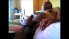 Daddy big cumshot