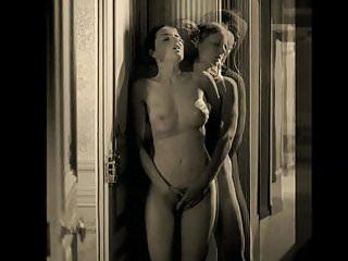 Naked celeb in mainstream movie (7-8) Dubreuil & Bellynck