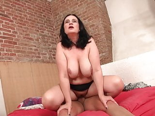 Hot mature mothers seduce young sons