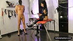 My Fucktoy in Chastity - Mistress Zita