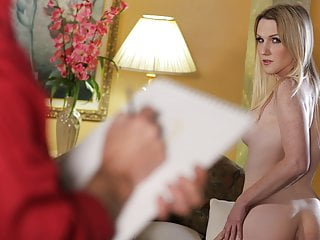 TS Kayleigh Coxx takes a deep-dicking