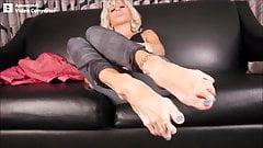 Tara's Feet