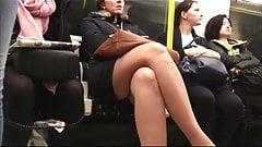 Candid Miniskirt Sheer Pantyhose