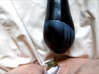 90 mm d aubergine et de plaisir hou la la