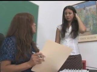 Schoolroom spanking adult
