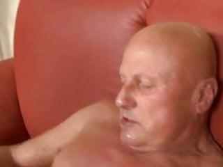 Hairy old Grandma loves sex