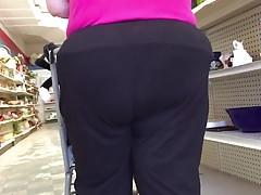 Bbw gilf huge frumpy booty Thumbnail