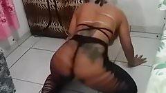 Juju Neris Safada Legging Socada