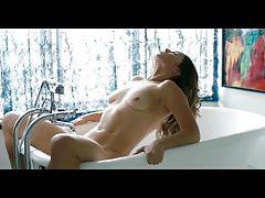 Celebrity Sex Scene - Natalie Krill bathtub orgasm