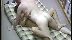 Amateur Asian girl gives pleasure