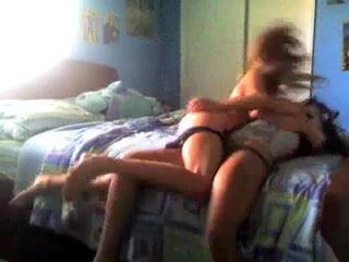 Wife loves diaper bondage
