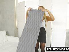 RealityKings - Moms Lick Teens - Spank Me starring Kiley Jay