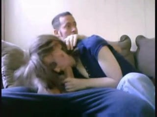 Bbc blowjob while friend sits in the other room
