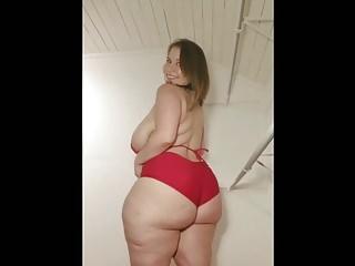 Mal Malloy - Red Bikini Fantastic Pawg