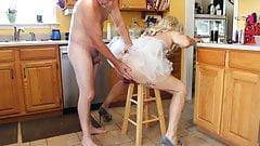 spanking crossdresser sissy cougar