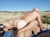 Silver Stallion Beach Sex with Juicecouple