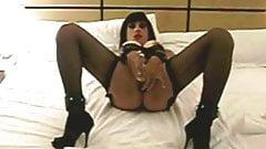 long anal dildo erika foxxx