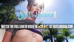 Jules Jordan - Jane Wilde Wants Dread's Big Black Cock Up He