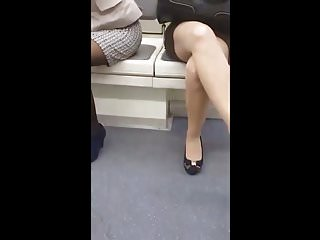 dangling sluts teasing the hell of you in metro
